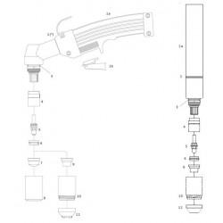 HYPERTHERM MAX80-100-PAC130